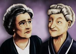 Agnes and True